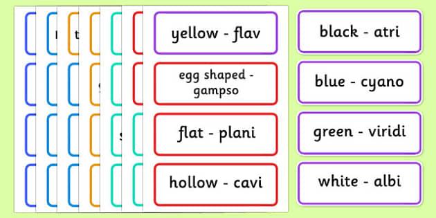 Latin Dinosaur Name Word Cards - dinosaurs, latin, latin word cards, dinosaur names translation cards, dinosaur name word cards, what dinosaur names mean