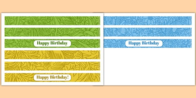90th Birthday Party Cake Ribbon - 90th birthday party, 90th birthday, birthday party, cake ribbon
