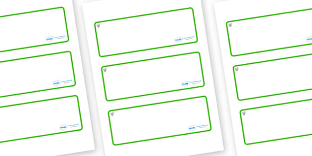 Hazel Tree Themed Editable Drawer-Peg-Name Labels (Blank) - Themed Classroom Label Templates, Resource Labels, Name Labels, Editable Labels, Drawer Labels, Coat Peg Labels, Peg Label, KS1 Labels, Foundation Labels, Foundation Stage Labels, Teaching L