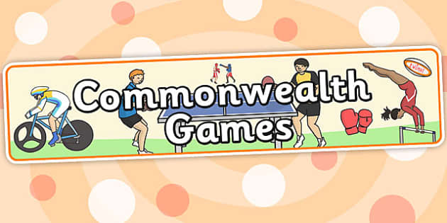 Commonwealth Games Display Banner - commonwealth, sport, banner