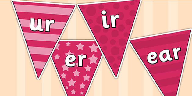 ur Sound Family Display Bunting - ur sound, display bunting, ur family display bunting, ur sound display bunting, sound bunting, bunting