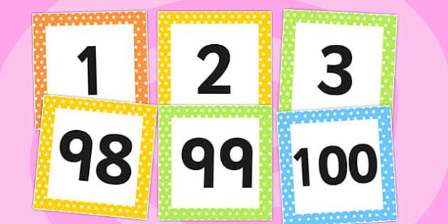 Square Number Cards 0-200 - square, number, cards, 0, 200, number cards