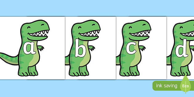 Phase 2 Phonemes on T Rex Dinosaurs - Phonemes, phoneme, Phase 2, Phase two, Foundation, Literacy, Letters and Sounds, DfES, display