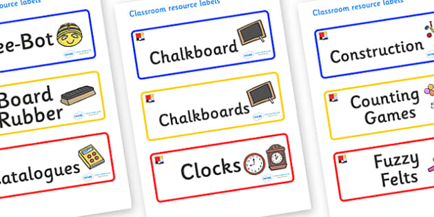 Mondrian Themed Editable Additional Classroom Resource Labels - Themed Label template, Resource Label, Name Labels, Editable Labels, Drawer Labels, KS1 Labels, Foundation Labels, Foundation Stage Labels, Teaching Labels, Resource Labels, Tray Labels,