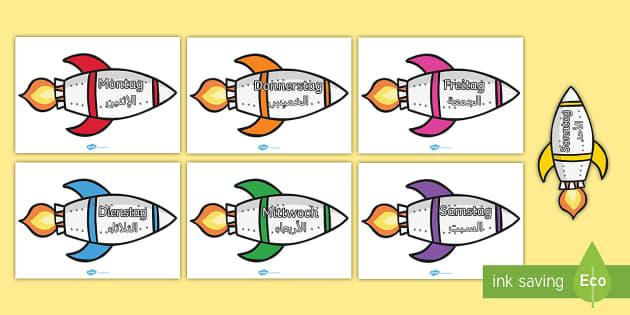 3 Klasse Klassenraumgestaltung Primary Resources
