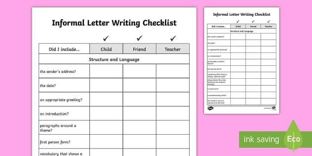 Informal letter planning sheet tes resources 5672111 seafoodnetfo informal letter planning sheet tes resources spiritdancerdesigns Gallery