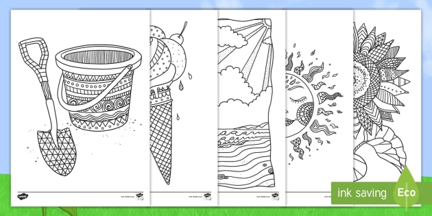 twinkl winter coloring pages - photo#21