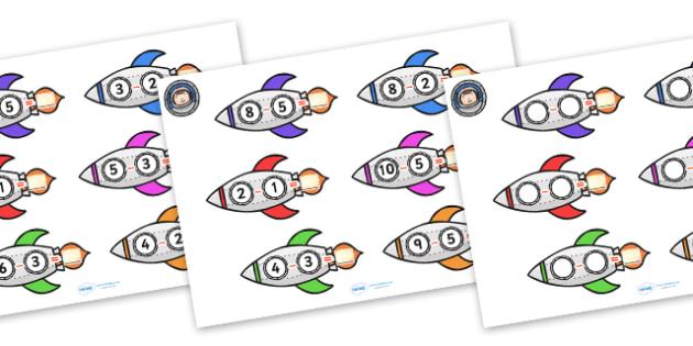 Number Names Worksheets subtraction sheet : Space Rocket Subtraction Worksheets - worksheets, worksheet