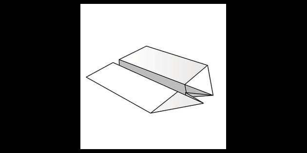 Aeroboat Complete Fold And Fly Aeroplanes Ks2 Illustration Twinkl