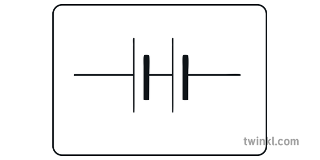 Battery-Symbol----Cell-Circuit-Electricity-Science-KS3 Circuit Diagram Symbol For Battery