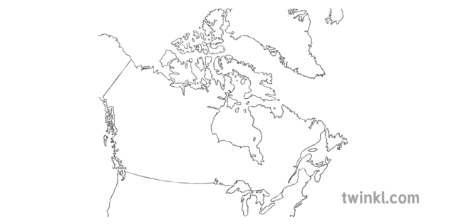 Canada Map With Victoria Canadas 150th Birthday Geography