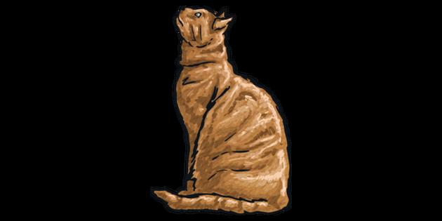 Cat Gymnastic Pyramid Gymnastics Distracted Y5PSHE