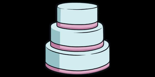 Celebration Cake Icon English Emoji Cake Crush Beyond Illustration Twinkl