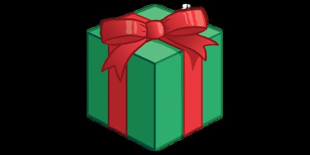 Christmas Present Emoji Newsroom Ks2 Illustration Twinkl