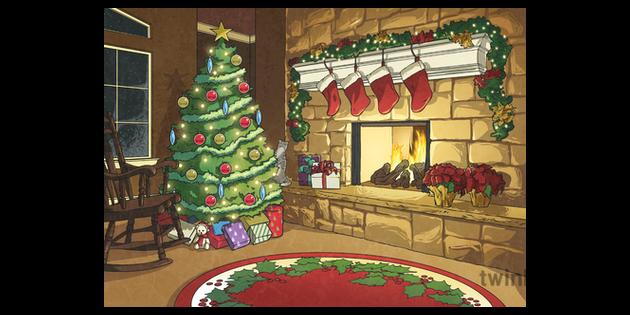 Christmas Spot The Difference Santa Festive Tpoics KS2 ...