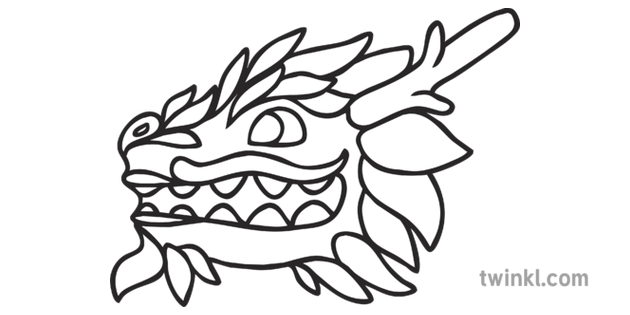 Dragon Peg Design 2 Craft Chinese New Year Activity KS1 ...