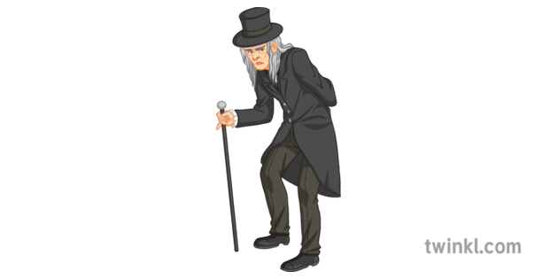 A Christmas Carol Characters.Ebenezer Scrooge A Christmas Carol Character English Ks3 Ks4