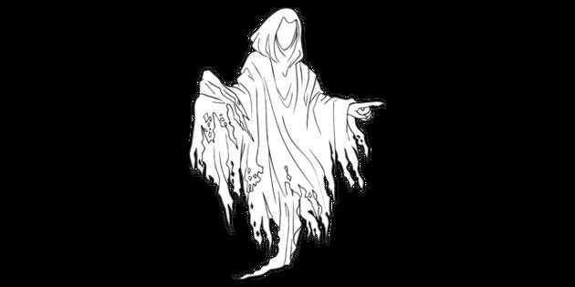 Ghost Of Christmas Yet To Come A Christmas Carol Character English Ks3 Ks4