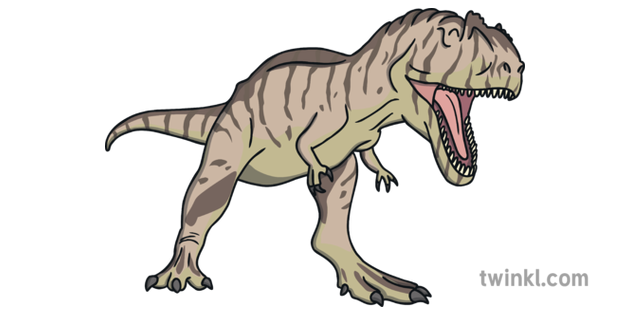Giganotosaurus Dinosaurs Food Chain Jigsaw and Dinosaur ...
