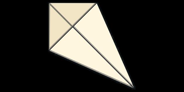 KS1 Folded Star Craft Activity 4d New Zealand Fold Origami ... - photo#46