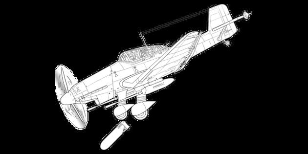 Luftwaffe Aircraft Vehicle Sky Social Studies Scotland Ks2 Black And White