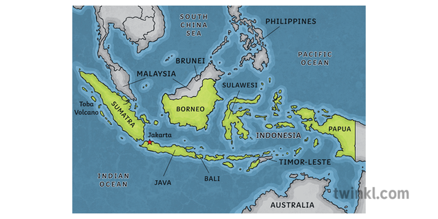 Map of Indonesia South Pacific Maps Geography KS2 ... Bali On Map Of Pacific on hanoi on map, cappadocia on map, sumatra on map, medan on map, borneo on map, malay peninsula on map, bali world map, vientiane on map, mafia island on map, place to visit in bali map, baikal on map, yangon on map, manila on map, new guinea on map, jakarta on map, harbour island on map, sydney on map, singapore on map, zambezi on map, mindanao on map,