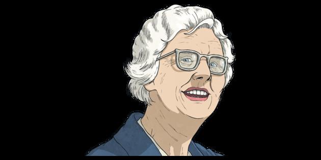 Mary Fergusson Civil Engineer Famous Women Ks2 Illustration Twinkl