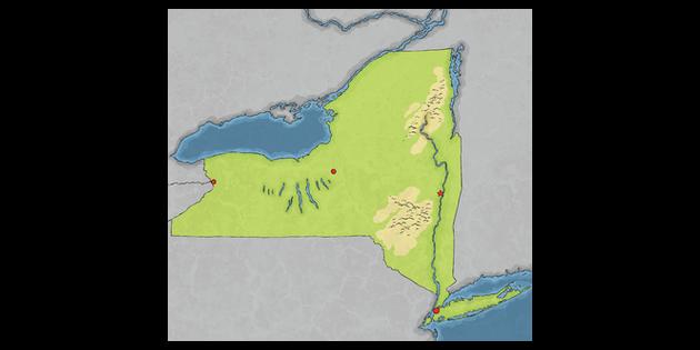 Map Of America Ks2.New York Map Usa America State States History New York Map Worksheet Ks2