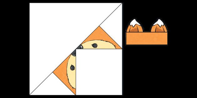 Origami Fox by haditahir on DeviantArt | 315x630