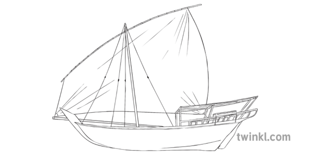 Boat Coloring Pages for free | 315x630