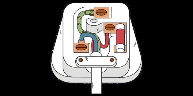 plug diagram science electricity socket wires beyond