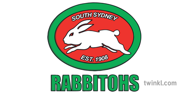 South Sydney Rabbitohs Older Logo National Rugby League Team Logo Sports