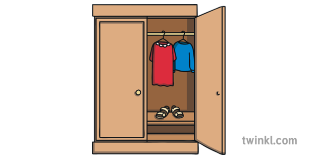 Wardrobe Furniture Spot the Differences in the Bedroom ...
