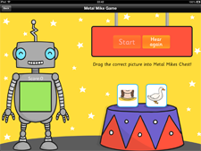 Twinkl Phonics Suite App Phase 1
