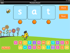 Twinkl Phonics Suite App Phase 2