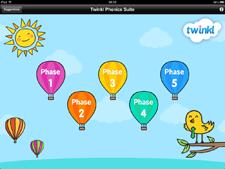 Twinkl Phonics Suite App