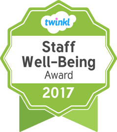 Twinkl Well-Being Award