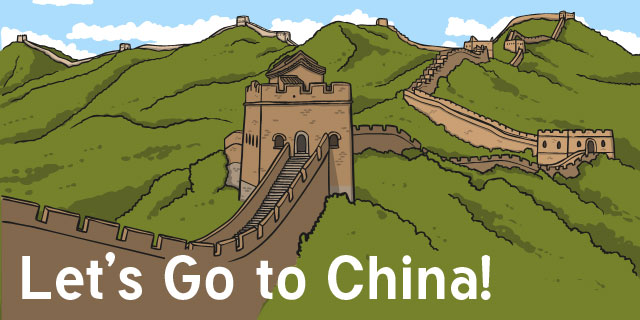 Let's Go to China! - KS1 | China Geography Lesson Plans