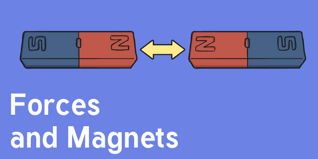 Forces and Magnets - Year 3 Science Resources
