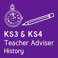 Teacher Adviser KS3 and KS4 History