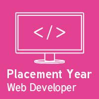 Web Developer Sandwich Year Placement