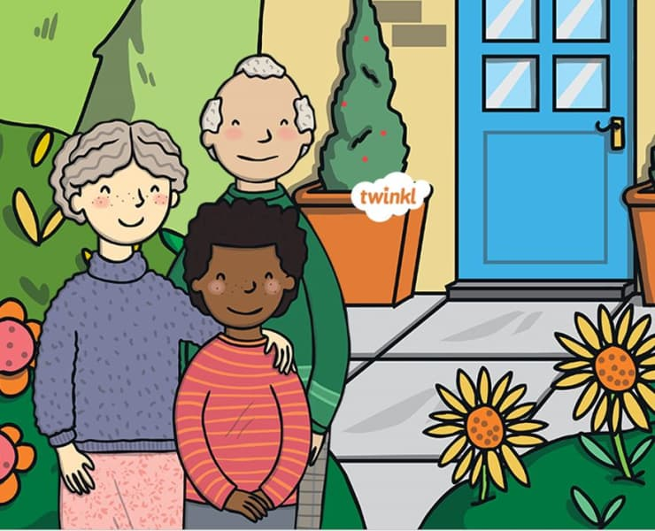Grandparents' Day 2019 - Teaching Resources, Resource