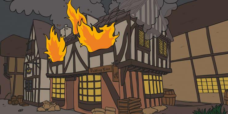 Great Fire of London - Wikipedia