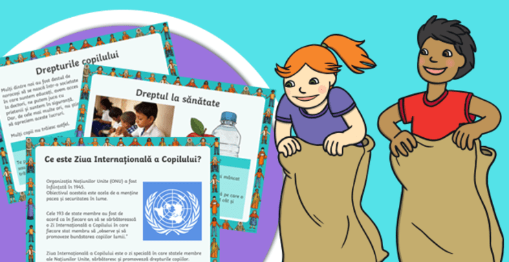 Ziua Internațională A Copilului 2021 Event Info And Resources
