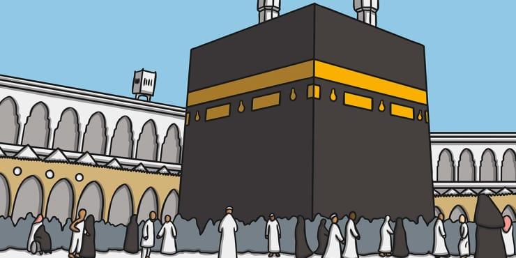 Hajj - Islamic Pilgrimage to Mecca