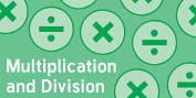 Recall multiplication and division facts for multiplication tables up to 12 × 12