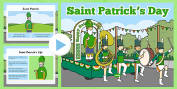 St Patrick's Day Primary Resources, st patricks day, Ireland