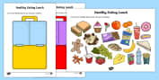 Food, Drink & Eating Primary Resources, recipes, fruit, eat, eating, foods, sorting fruit & veg