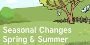 Seasonal Changes (Spring & Summer)