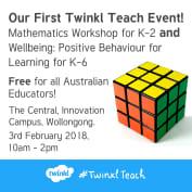 Twinkl Australia's Twinkl Teach Event